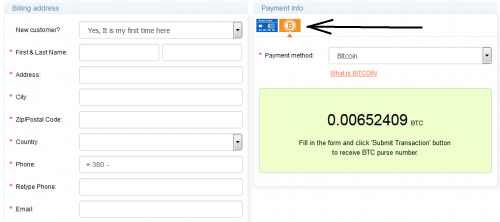 Bitcoin Online Pharmacy